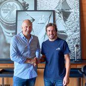 Scoop - Fernando Alonso setzt bei seinem neuen Motoryacht-Katamaran auf Elektroantrieb! - Yachting Art Magazine
