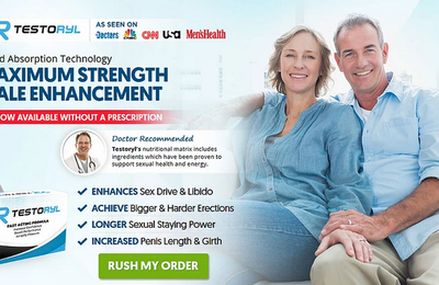 Testoryl Male Enhancement Reviews - Get Rock Hard Erections With This ME Pills!