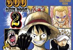 """One Piece Quiz Book Tome 2 "" nouvelle occasion de devenir le roi des Pirates !"