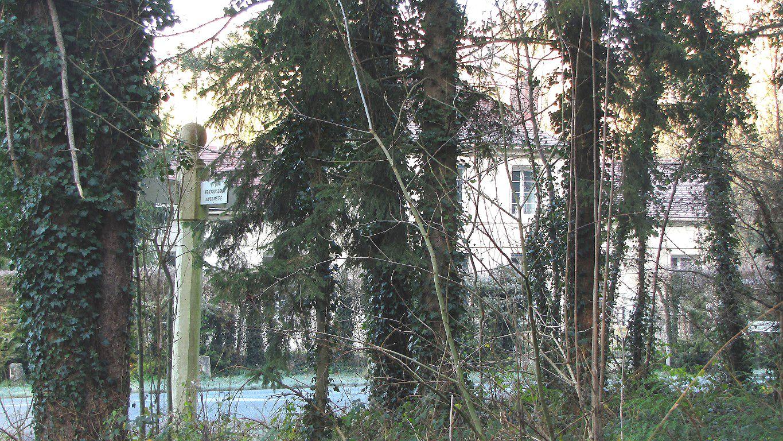 la maison forestière d'Ollencourt