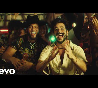 """""""Bebé"""", la nouvelle chanson de Camilo et El Alfa"""