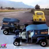 PADDY WAGON HOT WHEELS 1/64. - car-collector.net