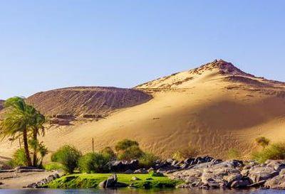 Vers la vallée du Nil, 02.