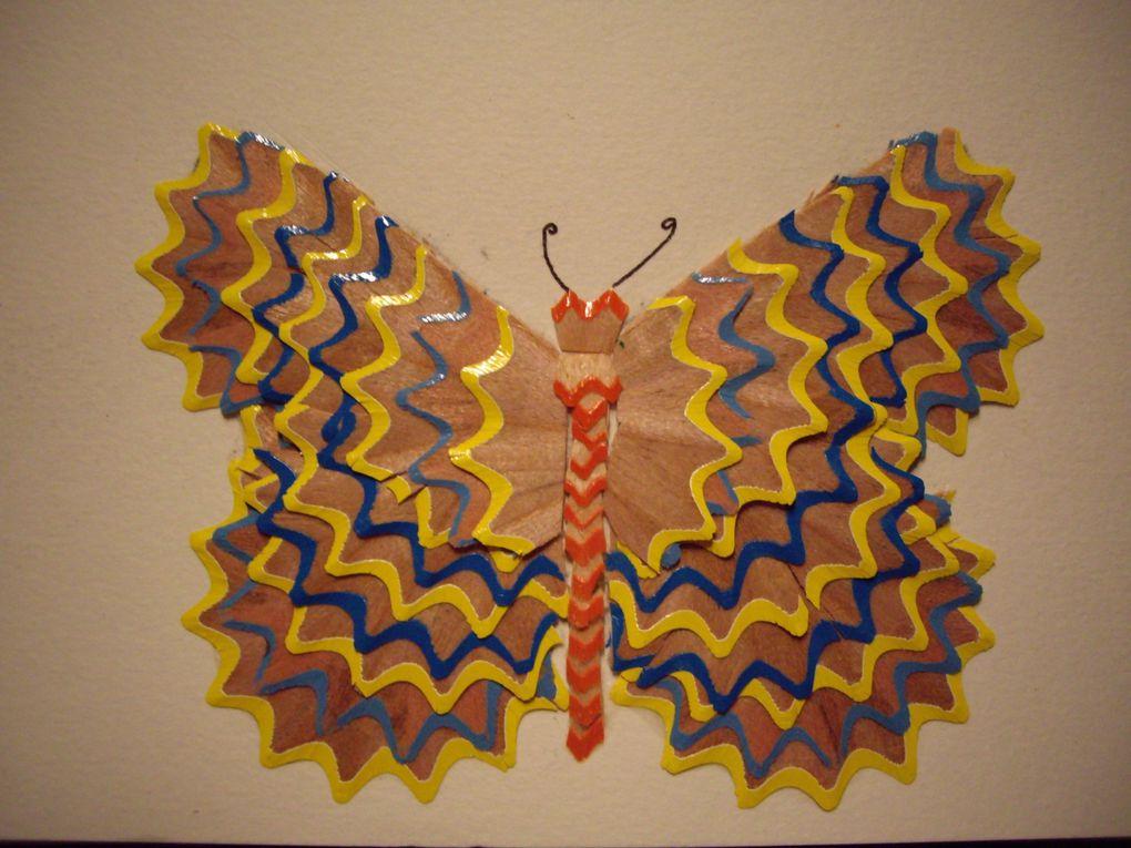 Album - Ah ! Mes Papillons