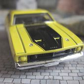 73 FORD FALCON XB HOT WHEELS 1/64 - car-collector.net