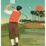 I love Golf Tour le 3 àctobre à Falgos