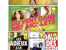 TOP 25 FRANCE 2012 (6 à 10)