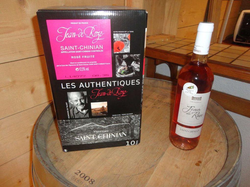 La Roche Derrien : Au Cellier du Jaudy les vins rosés font la fête tout l'été