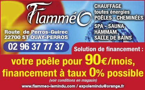 Bretagne : Les bons plans c'est encore chez Flammeo et Sébastien Le Mindu