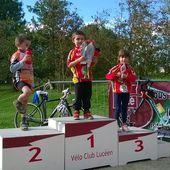 Cyclo-cross de Lucé en école de cyclisme : de très bons résultats pour le club - Le blog du DREUX CC