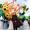 Installation-sculpture @ Yayoi Kusama. 2000