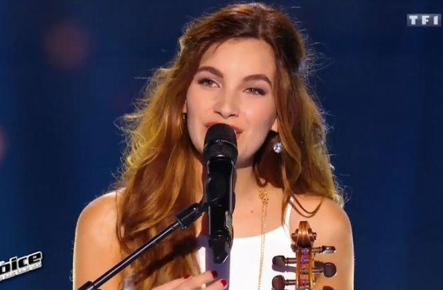 Vidéo auditions The Voice : la performance de la touchante Gabriella.