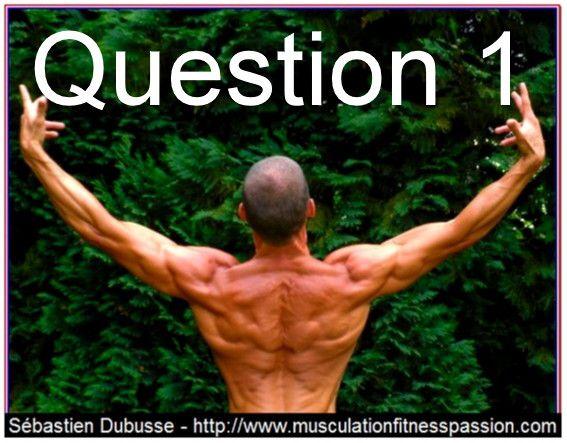 Pour le travail des biceps : barre droite ou incurvée ? Sébastien Dubusse, blog musculationfitnesspassion