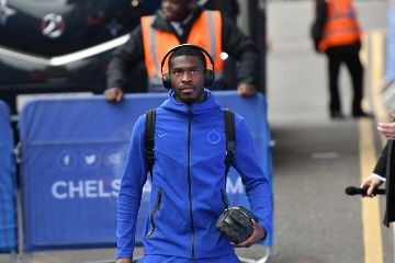 Une photo du footballeur Fikayo Tomori
