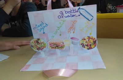 Packed lunches -