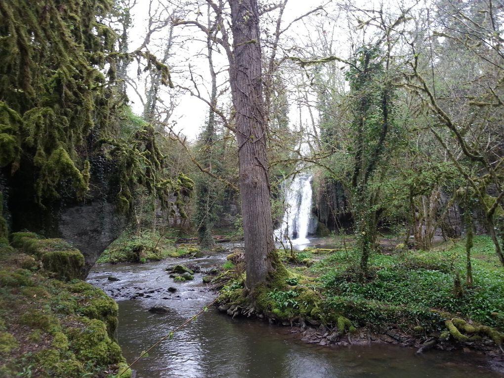 Sur la cascade et la cascade
