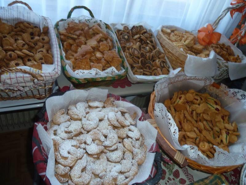 Tradition: les BREDALAS, petits gâteaux de Noël