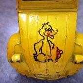 CITROEN 2CV CORGI - TAMPO CANARD - car-collector.net
