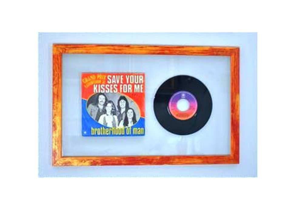 Faire encadrer vos disques vinyles et CD