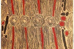 Ningura Napurrula, toiles de 2008 à 2011, disponibles