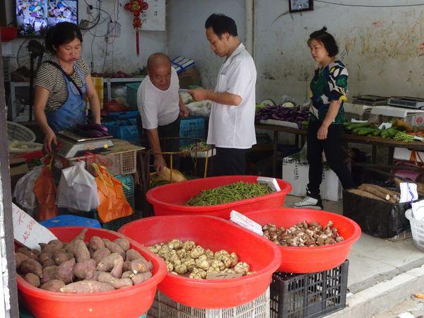 Jours 7 et 8 - De XI'AN à SUZHOU, via SHANGHAI