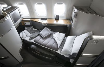 Wanna Fly-In Richness! Make Delta Business Class Reservations