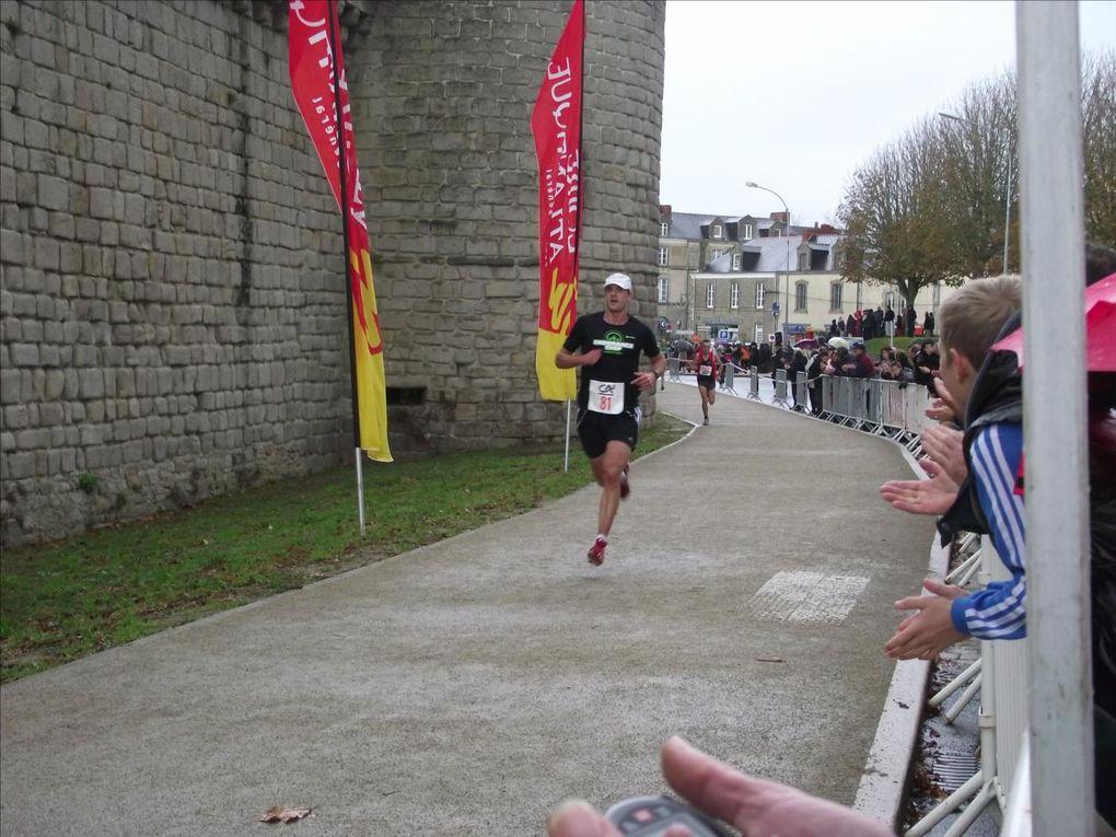 7 adhérents du R2C ont participé à la 36e édition de la corrida de Guérande