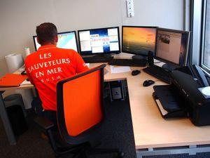 Photo reportage d'ActuNautique.com, au Centre National de Formation des Sauveteurs en Mer SNSM, pour découvrir un simulateur de navigation unique en son genre