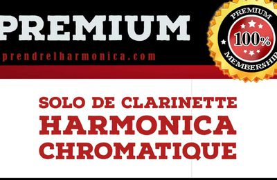 Solo de clarinette - Harmonica chromatique