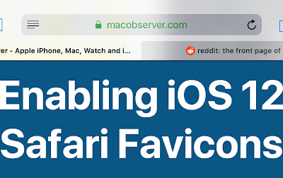 Want to Enable or Disable Safari Favicons on your Mac? Here's How to Do So