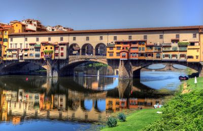 Ponte Vecchio de Florence (Firenze)