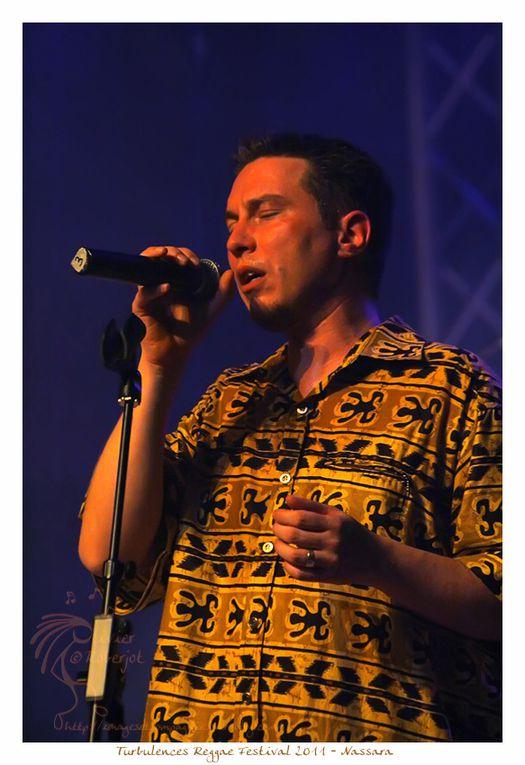 Reggae Festival 2011 organisé par l'association Turbulences de Beynes.