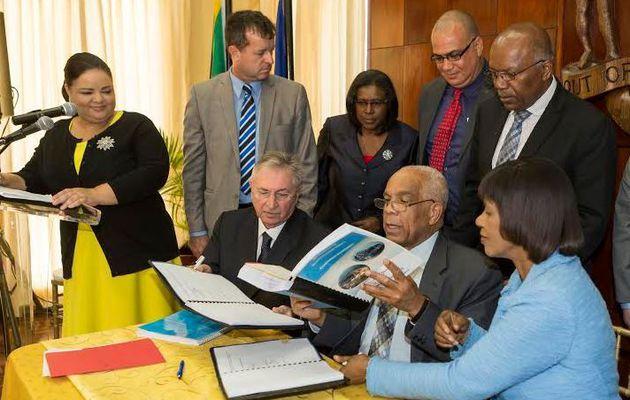 Le Groupe CMA CGM remporte la concession du Terminal à Conteneurs de Kingston en Jamaïque