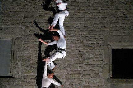Montigny-lès-Metz Spectacle Danse des cariatides – Ballet aérien le 13 décembre