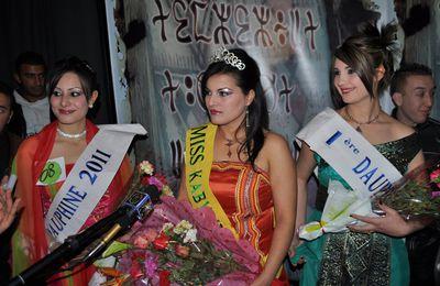 Anissa Kechadi, Miss Kabylie 2011: Je veux devenir actrice !
