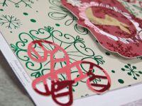 Menu - Noel - Christmas - 2020 - Sucre d'orge - Candy - Scan N Cut - CM - SDX1200 - Foil - Foil Quill - Facile