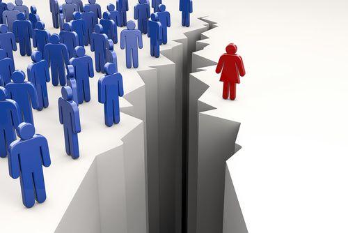 Imágenes desigualdad salarial entre hombres y mujeres.- El Muni.