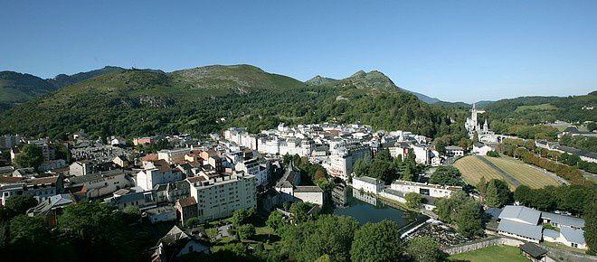 Diaporama château de Lourdes