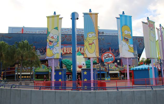 Universal Studios : World Expo