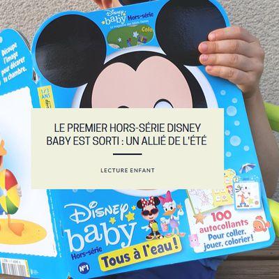 Le premier hors-série Disney Baby est sorti : un allié de l'été