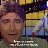 VIDEO. Voilà comment la télévision française présentait le rap il y a 30 ans