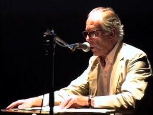 bernard heidsieck, un très grand poète sonore et un rappeur avant l'heure
