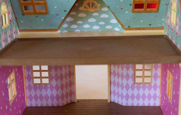 Notre cottage Sylvanian #1: La customisation