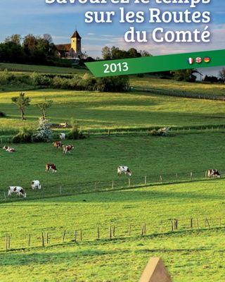 Le Guide des Routes du Comté 2013 est paru !