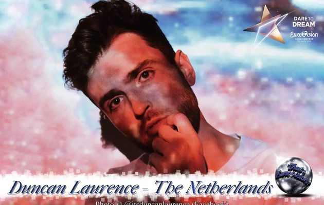 The Netherlands 2019 - Duncan Laurence (Arcade)