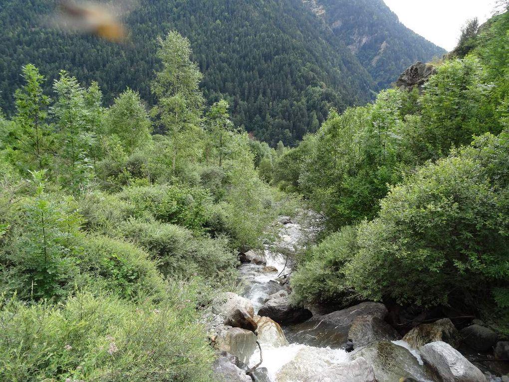 La Tour de la Valgaude en BUL suite et fin (jour 2) (26 juillet 2015)
