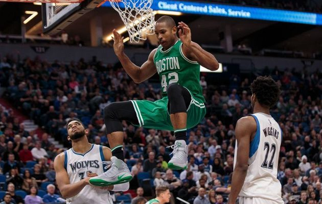 Les Celtics s'imposent à Minneapolis
