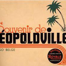Souvenir de Léopoldville - souvenirs#1