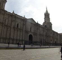 Voyage au Pérou.... Le royaume des enfants d'Inti.... Arequipa-Puno....