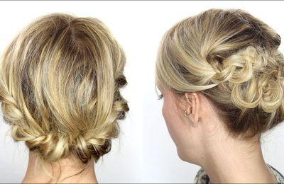 Cheveux defrise long
